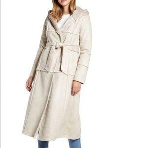 Rachel Parcell faux fur Jacket